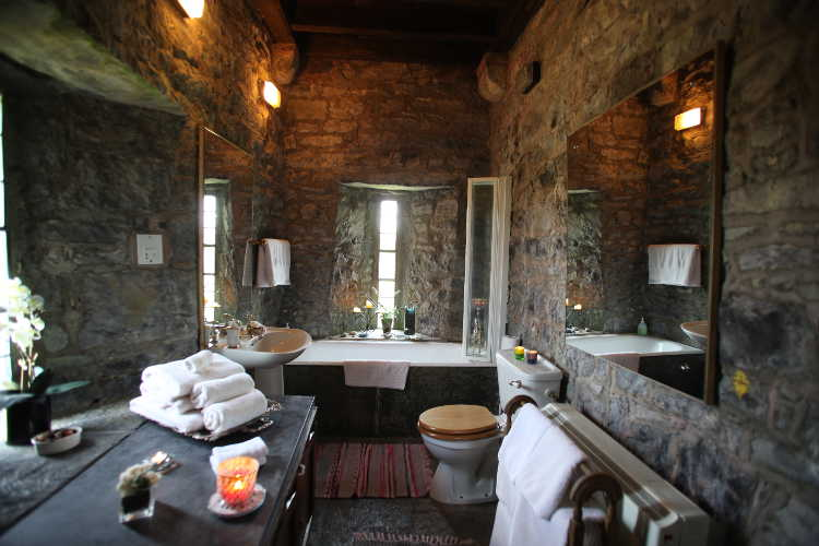 Castle Bathroom