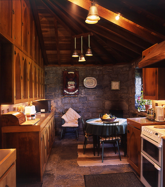 Medieval Modern Kitchen 171 Rent An Irish Castle